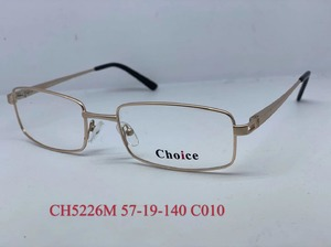 Metal frames for glasses Choice CH5226M