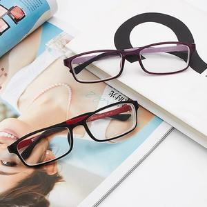 TR90 eyeglasses J1331, diopters from 0.00 to -6.00, not centered
